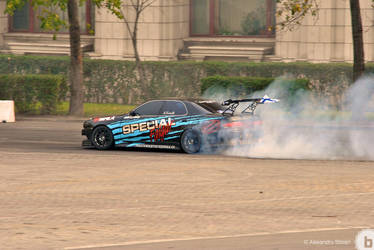Drift Grand Prix of Romania19 by AlexDeeJay