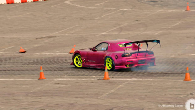 Drift Grand Prix of Romania21 by AlexDeeJay