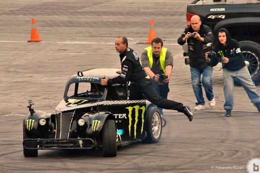 Drift Grand Prix of Romania22 by AlexDeeJay