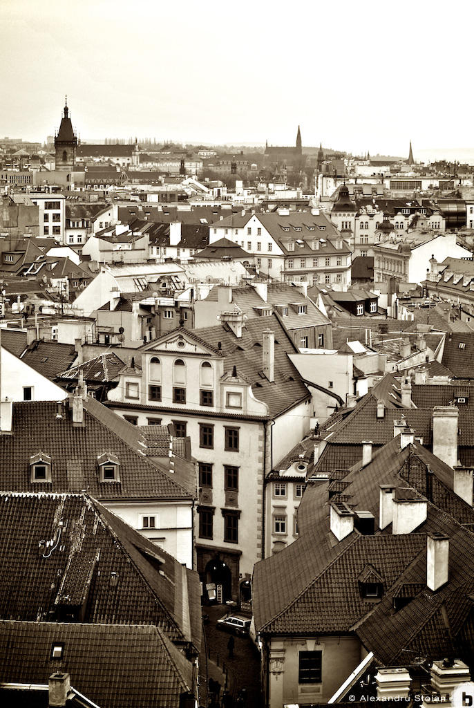 in Prague 14 by AlexDeeJay
