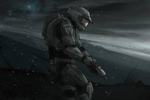Spartan 117 by Irontree