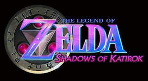 Zelda Shadows of Katirok logo Official by Irontree