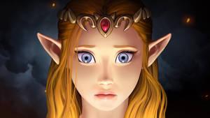 Zelda by Irontree