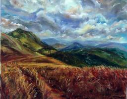 gory mountains Bieszczady by ENERGIA1