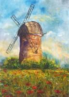 wiatrak windmill by ENERGIA1