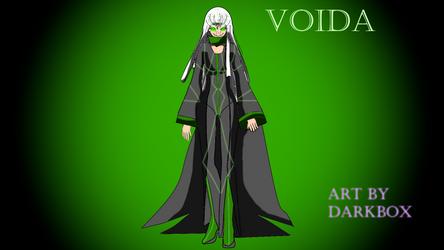 VOIDA FULL design  by DARKBOX3444