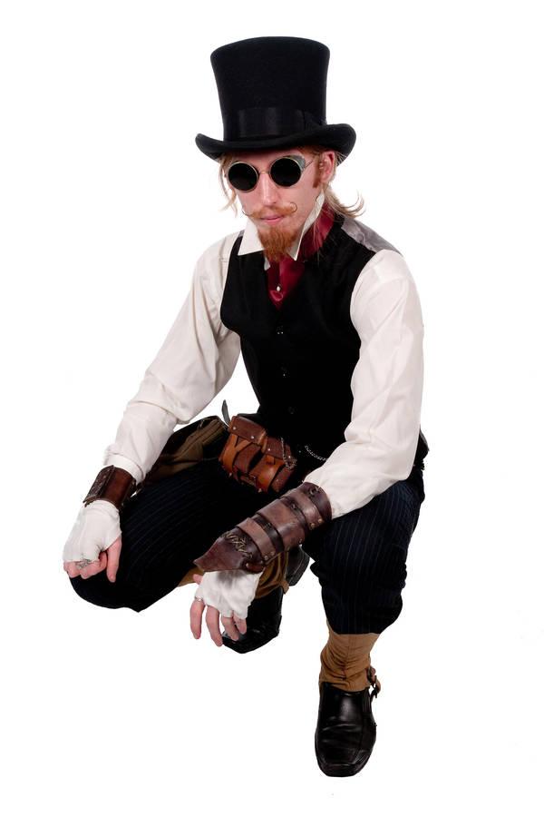 Manifest steampunk gear by Hallwardo