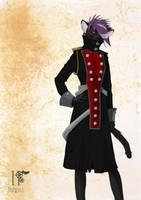 Steam Pirate Cat by Hallwardo