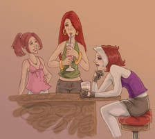 Quiet Drinks by Wriggle