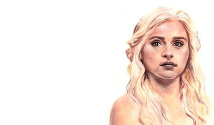 Daenerys by Wriggle