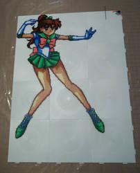Jupiter Pixel Art by The-Original-Kopii