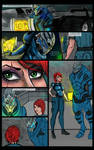 Lost Soldier pg 1 by dleadabrand