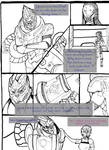 Lost Soldier Page 3 by dleadabrand