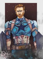 Captain America Copy by dleadabrand