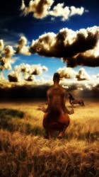 Horseman by GalG0