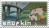 Snufkin - stamp by RiikkaK