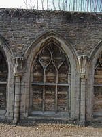 Random Cathedral Arch by fuguestock