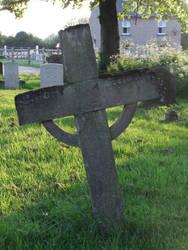 Wooden Cross 03 by fuguestock