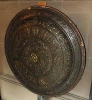 Shield of Hercules (left) by fuguestock