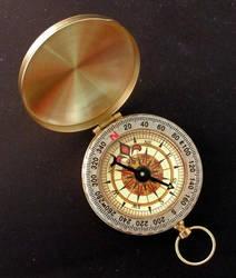Pirate Compass 3 by fuguestock