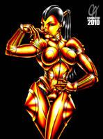 CYTRAX 100 by Cahnartist