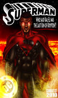 The Last Son of Krypton by Cahnartist