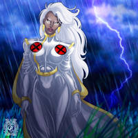 90s Storm by Cahnartist