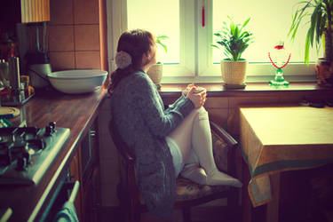 good morning by justina-m