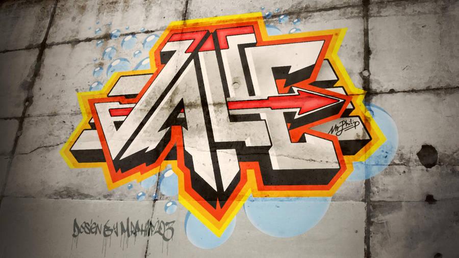 Valle Graffiti Wallpaper By Mrphilip201 On Deviantart