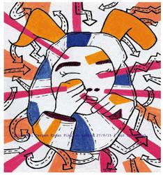 Lost in Her Mind - Ilustrasi Cerpen Pikiran Rakyat by klipingsastra