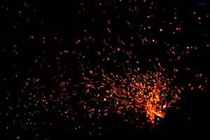 The spark never lit up a fire by Bonhamie