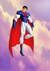 Superhero by shad-brooks