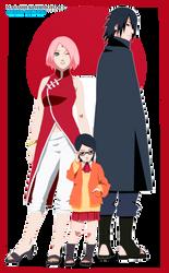 Sasuke's Family by RMizukaze
