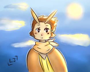 Owl Boi by LyricalJelly