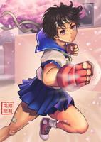 Fist Of Sakura Unleashed by ShinRyuShou