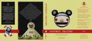 monstrous creatures cover by vicioussuspicious