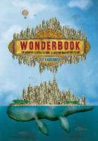 WONDERBOOK Cover Rough by vicioussuspicious