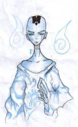 Priestess by max1551