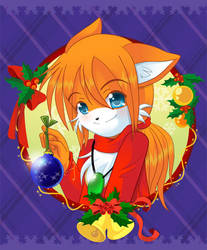 Christmas Gift for Fel by luna777