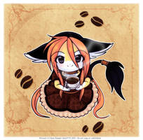 Lil Coffee Princess by luna777