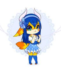 Cutie Ashya by luna777