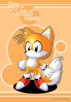 ::Old School Tails:: by luna777