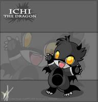 Ichi The Dragon by luna777
