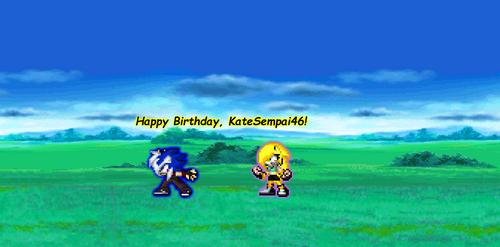 Happy Birthday, KateSempai46! ^^ by AngryFlame321