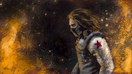 Winter Soldier - III by Jay-R-Took
