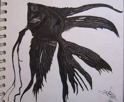 Angel Fish by Wyeth77