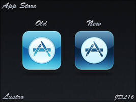 App Store for iPhone 4 by JDL16