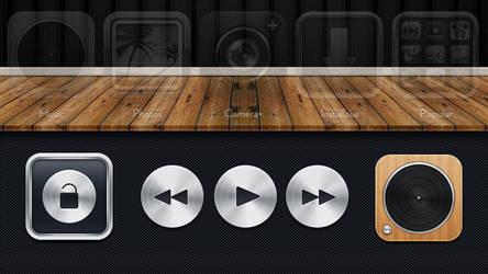 Multitasking Bar Teaser for Lustro by JDL16