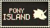 Pony Island Stamp by Full-Born-Wolf