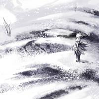 014 - snow by chopstickmadness